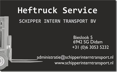 Schipper Intern Transport