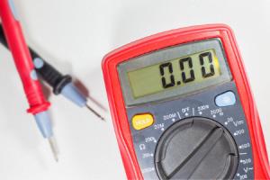 batterijspanning elektrische heftruck