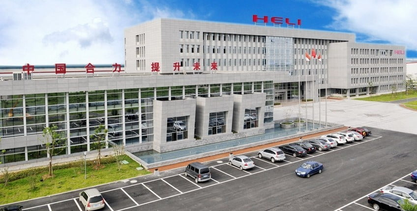 heftrucks heli china